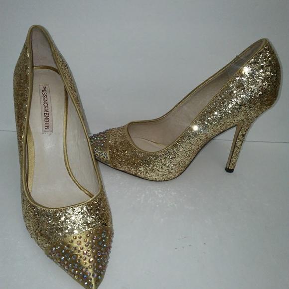 ff4d994932 Menbur Shoes | New Essence Heels Size 3875 | Poshmark